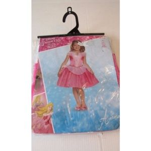 NEW Sleeping Beauty Costume Disney Princess Aurora